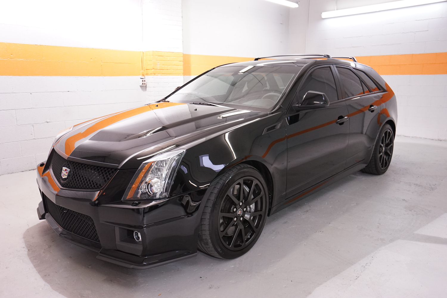 Cadillac Cts V Wagon For Sale >> Motorcar Solutions Sold The Unicorn 2014 Cadillac Cts