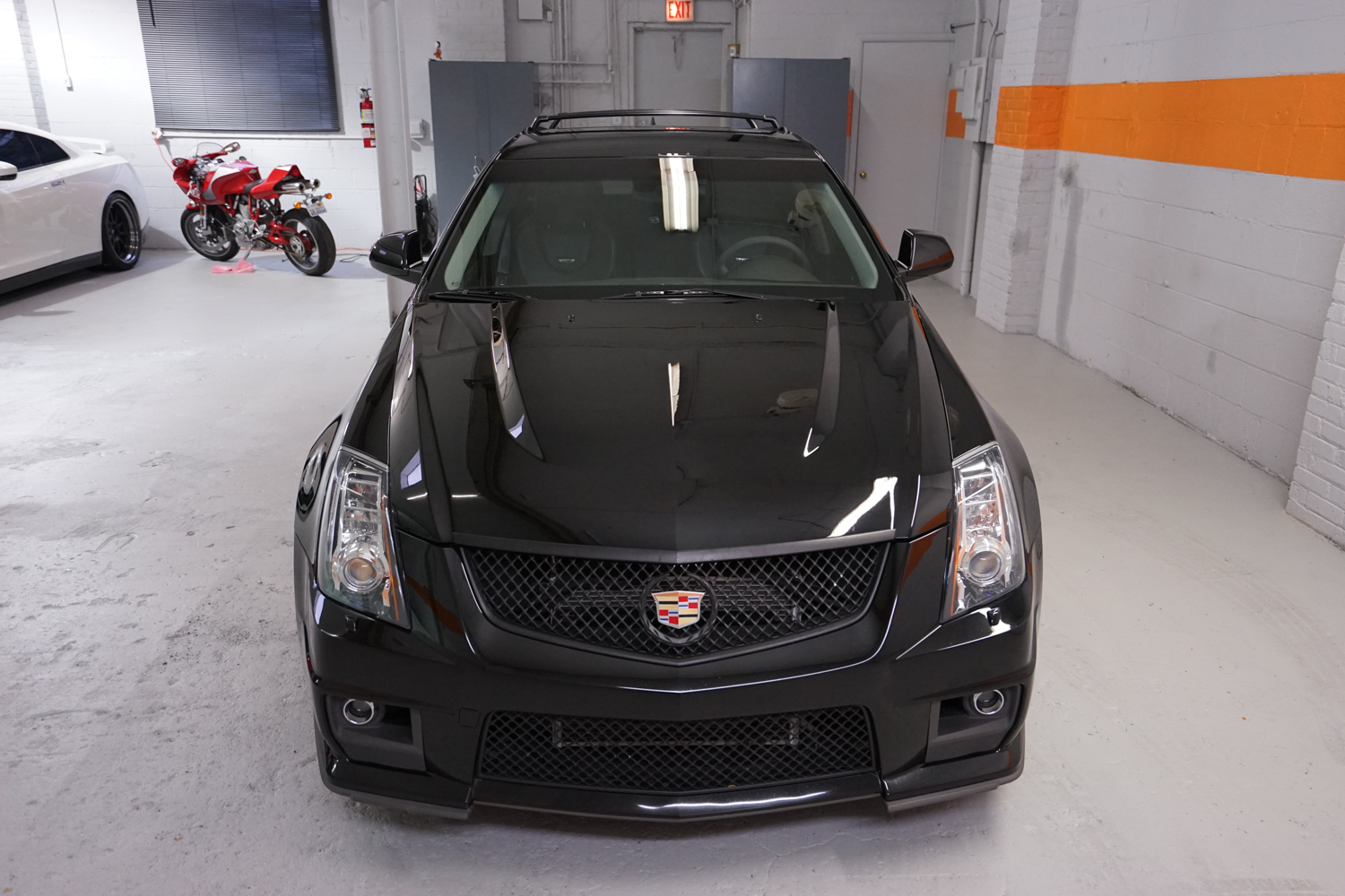 months sale i for six video up my v sold cts wagon wrapping cadillac